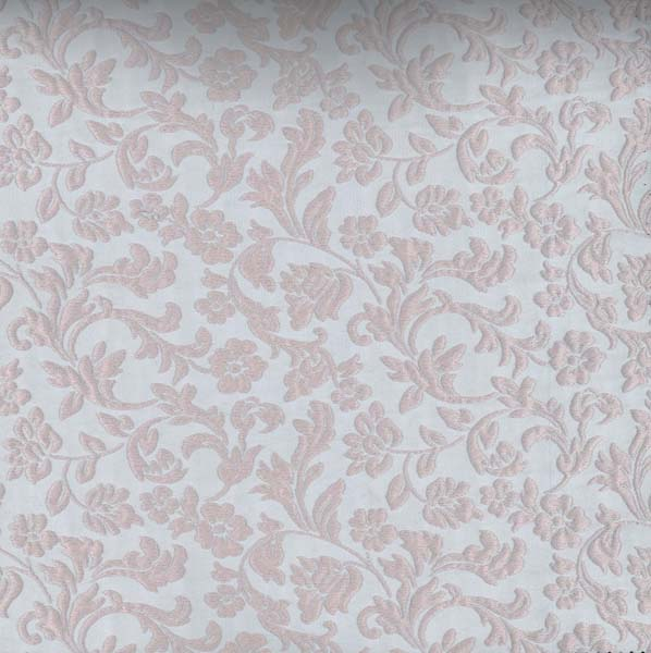 RAISED JACQUARD - SKY/PINK