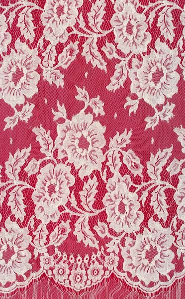 FRENCH LACE - SHELL PINK