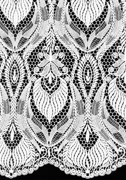 GUIPURE LACE - IVORY