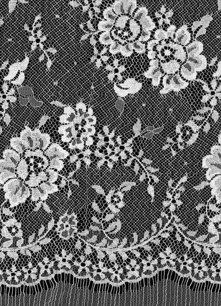 CHANTILLY LACE - IVORY