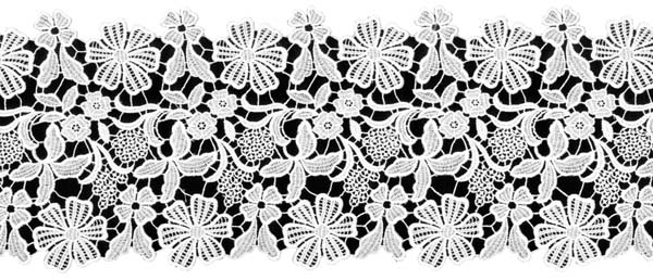 GUIPURE LACE EDGING - IVORY